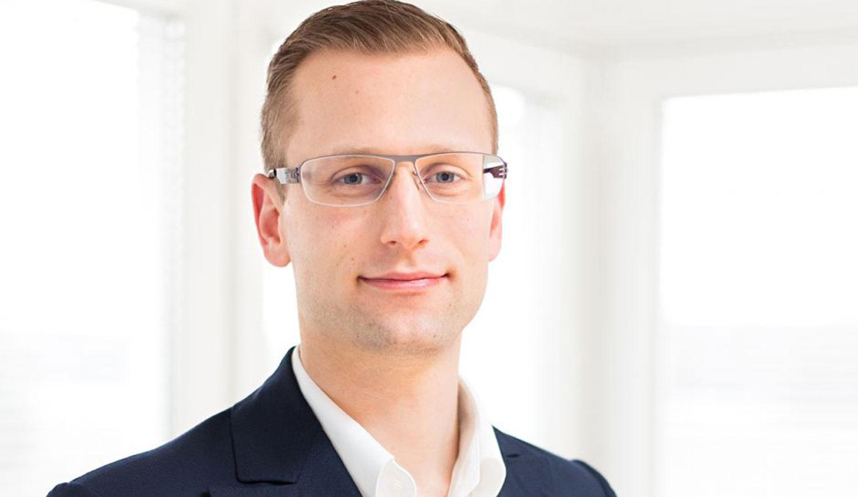 Theo Steininger, Gründer der Erium GmbH