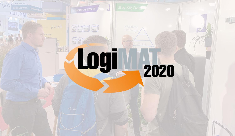 logimat 2020 messe